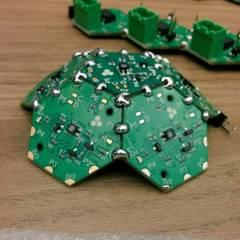 3D electronics.